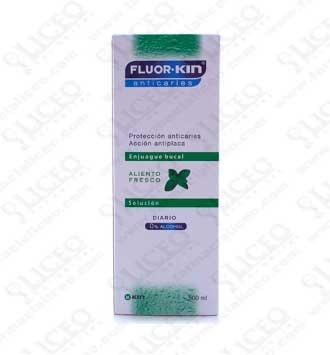 FLUOR KIN ANTICARIES COLUTORIO DIARIO 0,05 500 ML