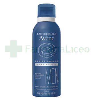 AVENE GEL DE AFEITAR 150 ML