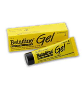 BETADINE 10% GEL TOPICO 30 G