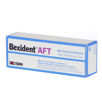 BEXIDENT AFT GEL BUCAL PROTECTOR 5 ML