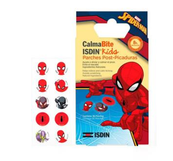CALMABITE ISDIN KIDS PARCHES POST-PICADURAS SPIDERMAN