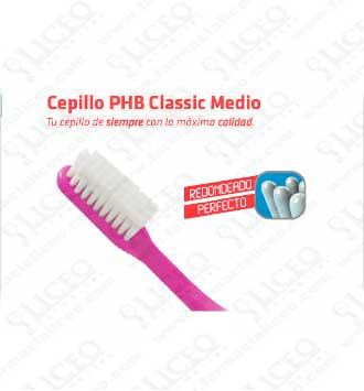 CEPILLO DENTAL ADULTO PHB MEDIO
