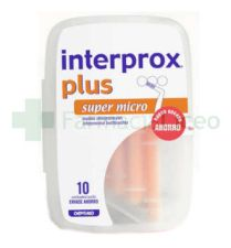 CEPILLO INTERPROX PLUS SUPER CAJA