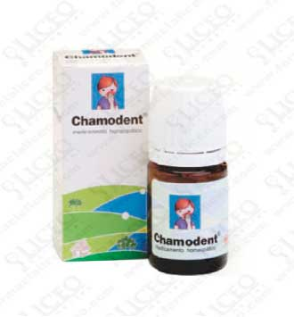 CHAMODENT COMPRIMIDOS 12 GRS