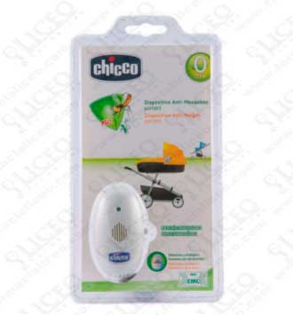 DISPOSITIVO ANTIMOSQUITO PORTATIL CHICCO