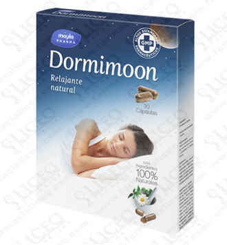 DORMIMOON MELATONINA 30 CAPS