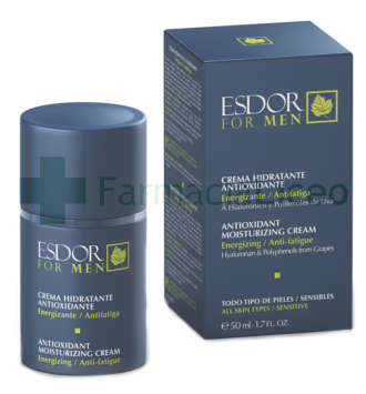 ESDOR GEL HIDRATANTE ANTIOXIDANTE FOR MEN 50 ML