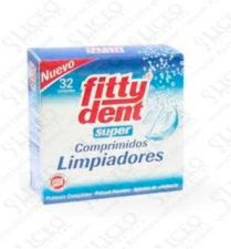FITTYDENT SUPER COMP LIMPIEZA PROTESIS DENTAL 32