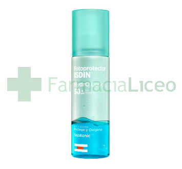 FOTOPROTECTOR ISDIN HYDRO 2 LOTION SPF 50+ 200 M