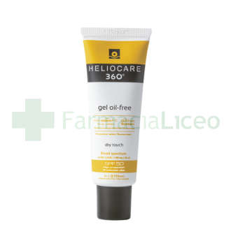 HELIOCARE 360º SPF 50 FLUIDO GEL OIL FREE PROTEC DRY TOUCH 50 ML