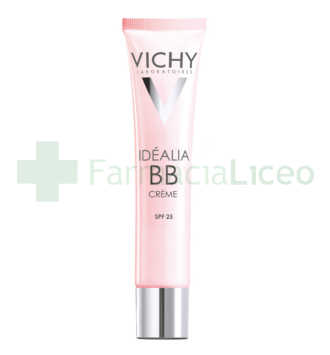 IDEALIA BB CREAM SPF 25 TONO CLARO 40 ML VICHY