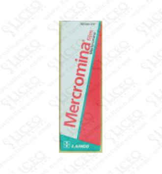 MERCROMINA FILM LAINCO 2% SOLUCION TOPICA 10 ML