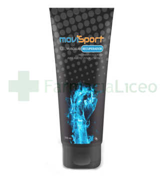 MOVISPORT GEL MUSCULAR RECUPERADOR 150 ML
