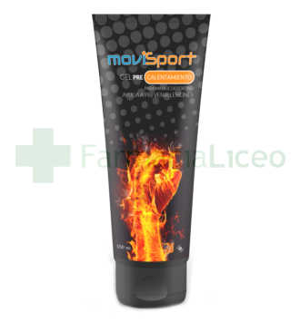 MOVISPORT GEL PRECALENTAMIENTO 150 ML