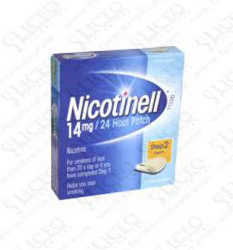 NICOTINELL 14 MG/24 H 14 PARCHES TRANSDERMICOS 3