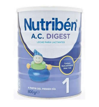 NUTRIBEN AC DIGEST 800 GR
