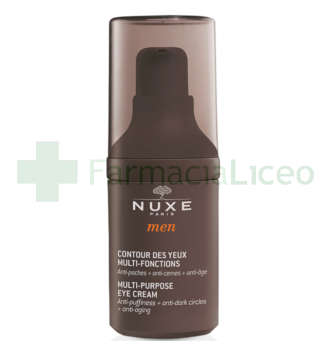 NUXE MEN CONTORNO DE OJOS MULTI FUNCION 15 ML