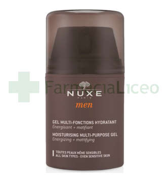 NUXE MEN GEL HIDRATANTE MULTIFUNCION 50 ML