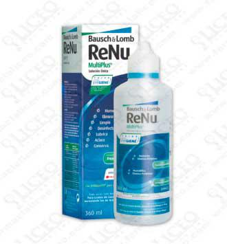 OL LIQUIDO RENU MULTIPLUS 500ML BAUSCHandLOMB