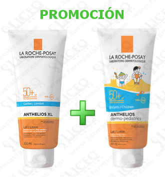 PACK ANTHELIOS SPF 50 FAMILIAR LA ROCHE POSAY