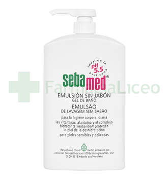 SEBAMED EMULSION 1 LITRO