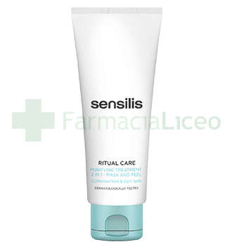SENSILIS RITUAL CARE TRATAMIENTO PURIFICANTE 2 EN 1 75 ML
