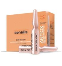 SENSILIS SKIN DELIGHT VITAMINA C AMPOLLAS 15 AMPOLLAS X 1,5 ML