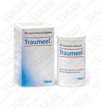 TRAUMEEL S 50 COMPRIMIDOS