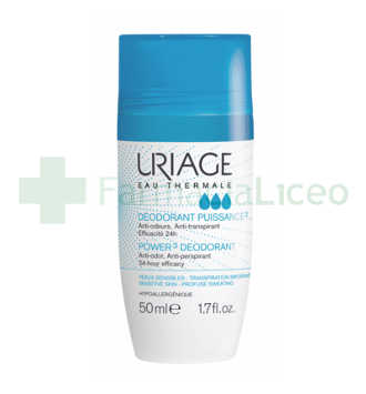 URIAGE DESODORANTE ROLL ON 50ML