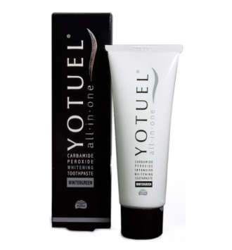 YOTUEL ALL IN ONE DENTÍFRICO BLANQUEADOR 75 ML
